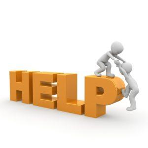 richiesta aiuto
