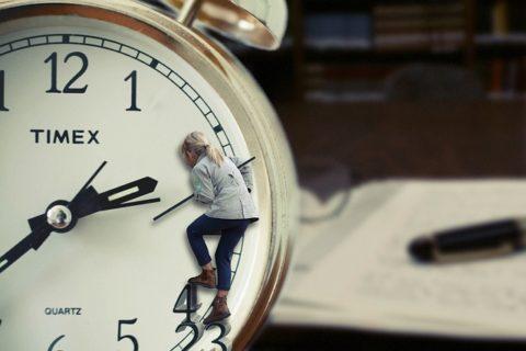 gestione del tempo time tracking
