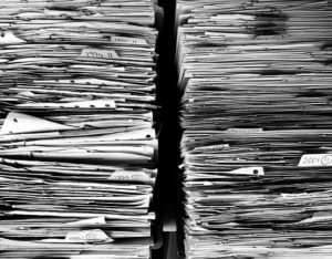 organizzare lo spazio - archivio