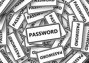 password chiave di accesso