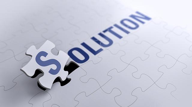 soluzione vendere risolvere